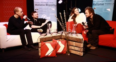 Brakke Grond Belgium Talk